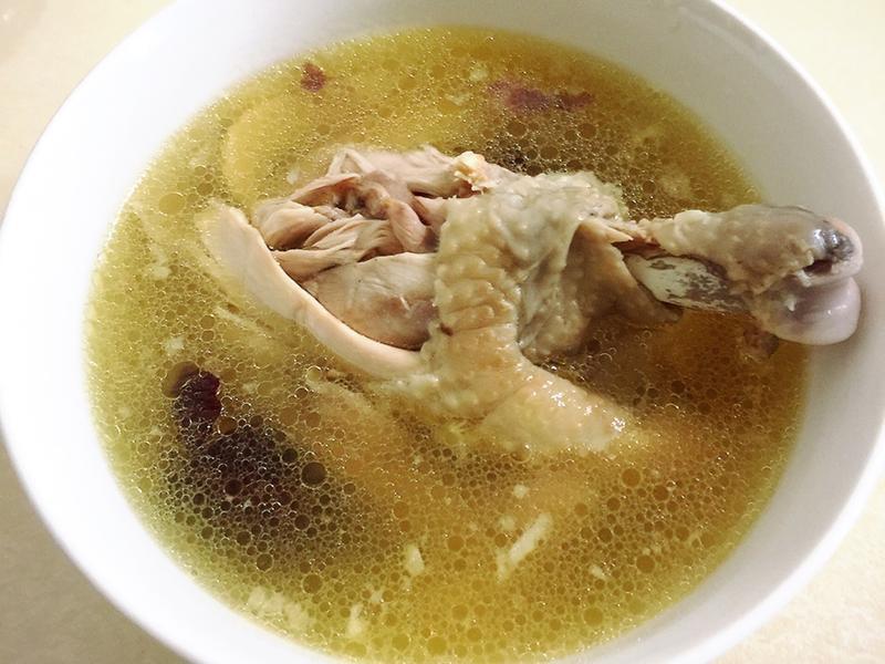 超暖胃雞湯(參考夢幻廚房在我家食譜)