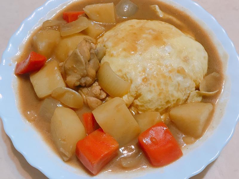 香濃咖哩雞肉飯🍛
