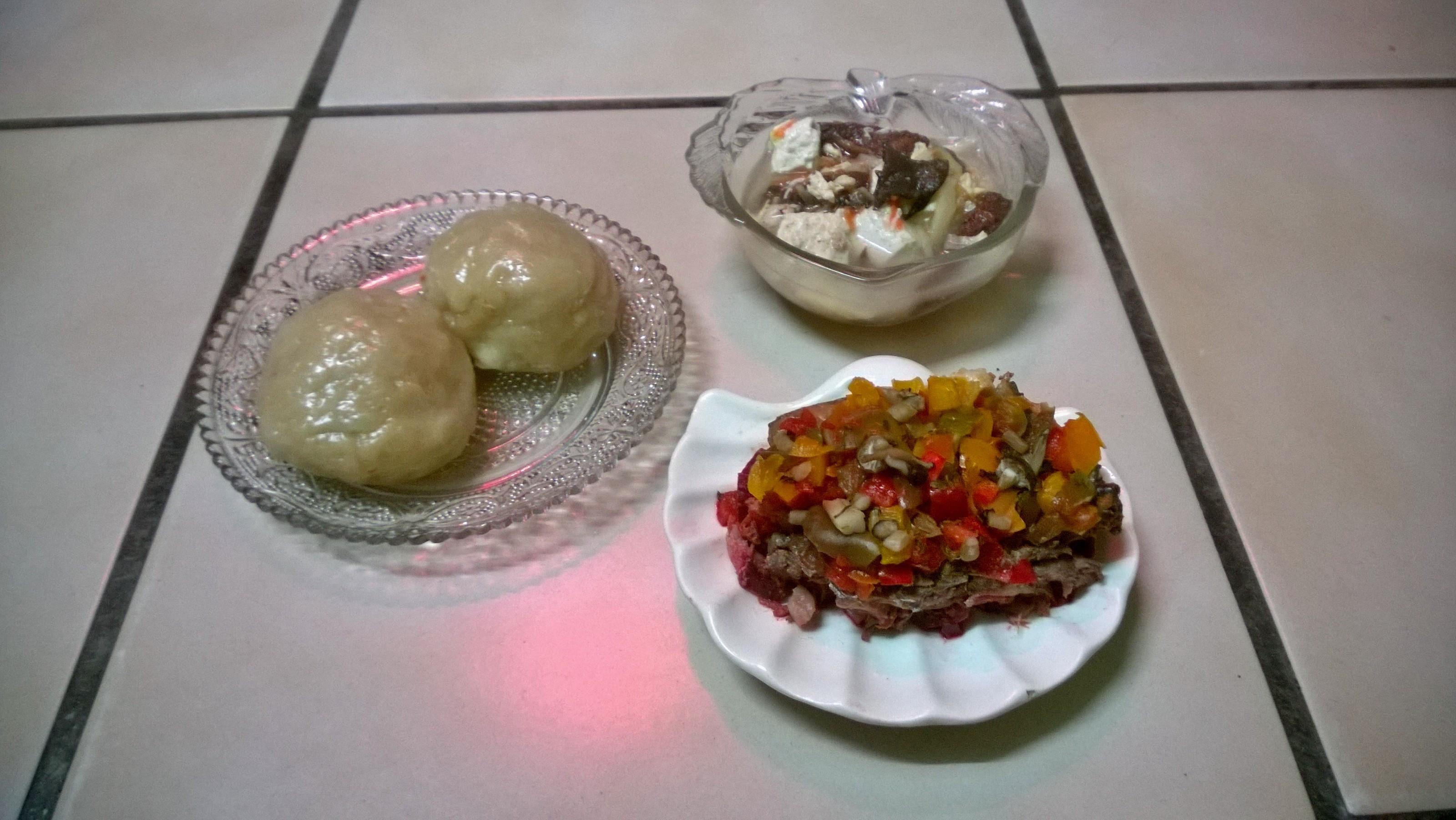 鮮食🐾包子 大滷湯 香料烤魚