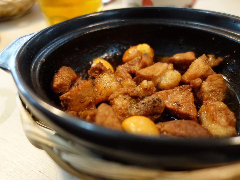 越南風味焦糖豬肉