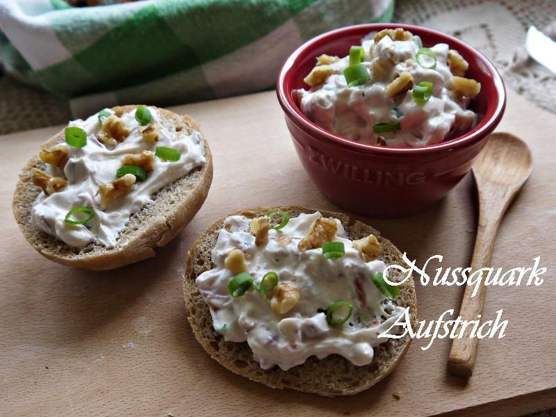 堅果夸克麵包抺醬
