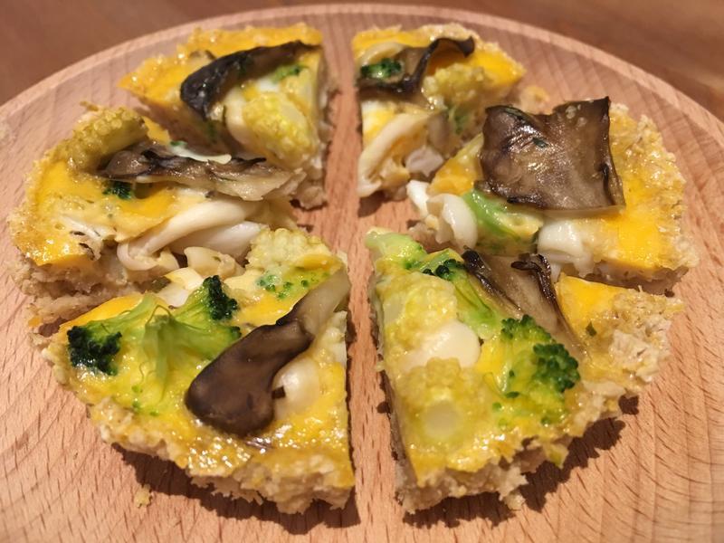 【寶寶食譜】菇菇派【好菇道好食光】