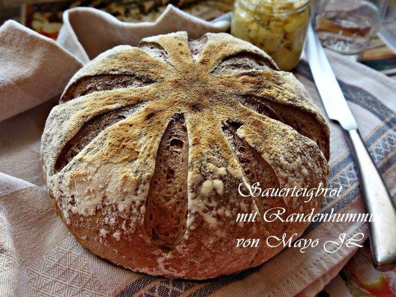 瑞士 小麥酸麵糰麵包