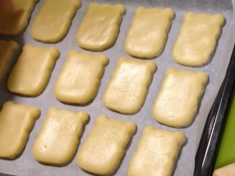 奶油小餅乾