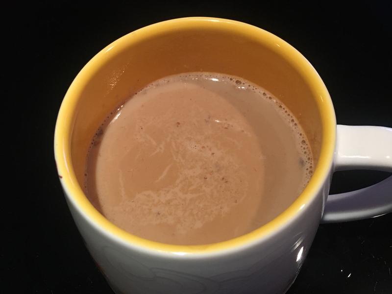 黑糖薑鮮奶茶