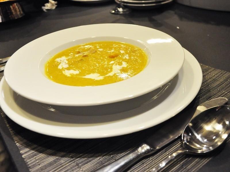 [法式南瓜湯] Pumpkin Soup