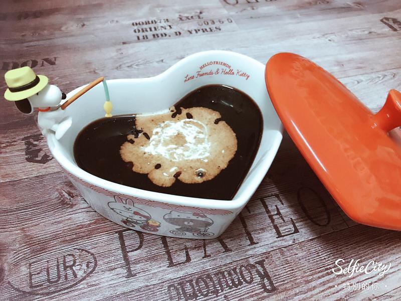 桂圓紫米粥