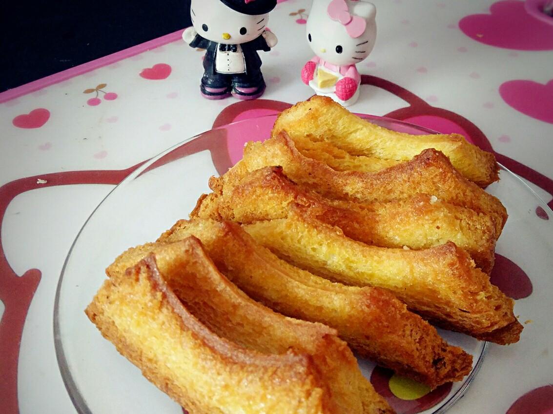 烤面包饼(脆脆的)