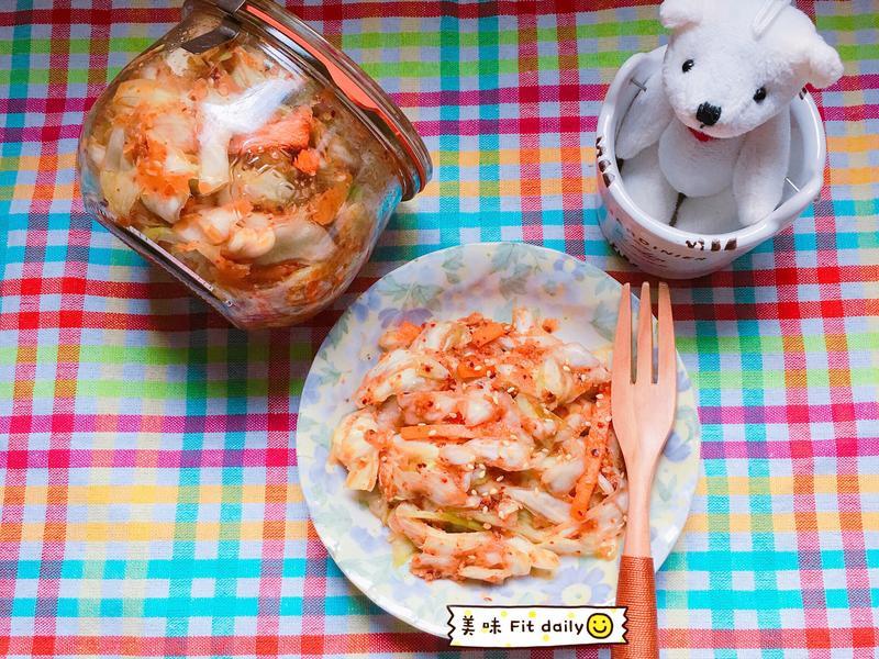 韓式高麗菜泡菜😋酸辣好滋味