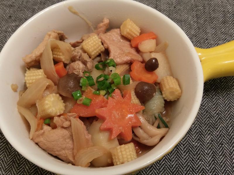 菇菇馬鈴薯燉肉(好菇道好食光)