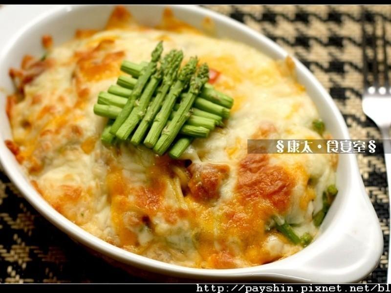 【十分輕鬆料理DIY】咖哩焗麵