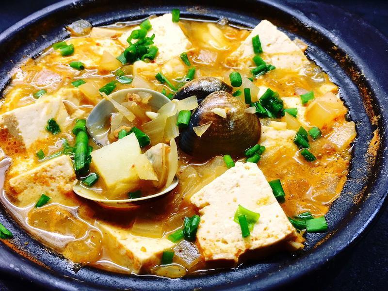 🇰🇷된장찌개 韓國大醬湯