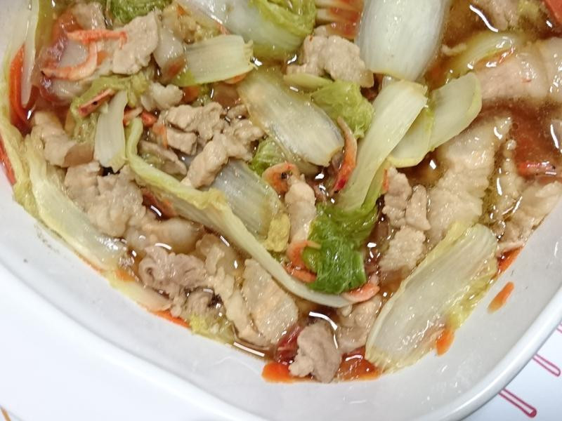 五花魯白菜