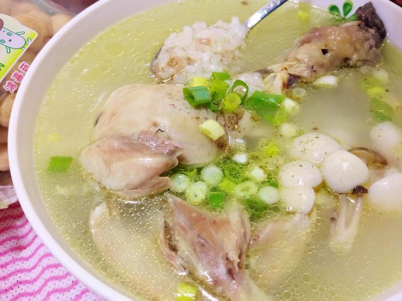 溫補養生雞湯【好菇道好食光】
