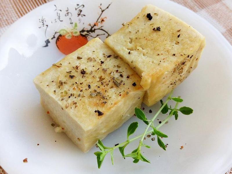 自製凍豆腐〞