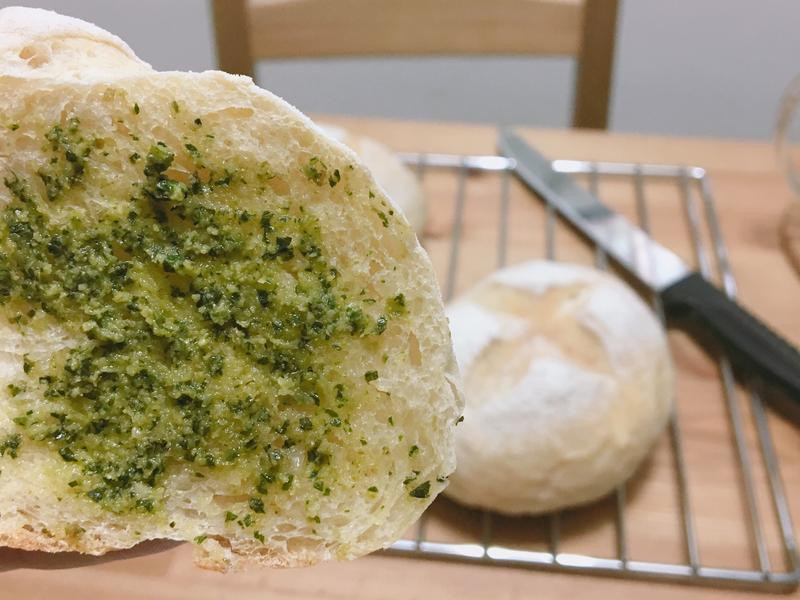 第一次做麵包就上手-低溫發酵法