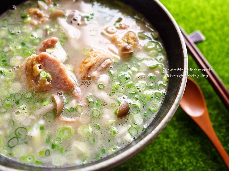 菇菇蔥雞湯【好菇道好食光】