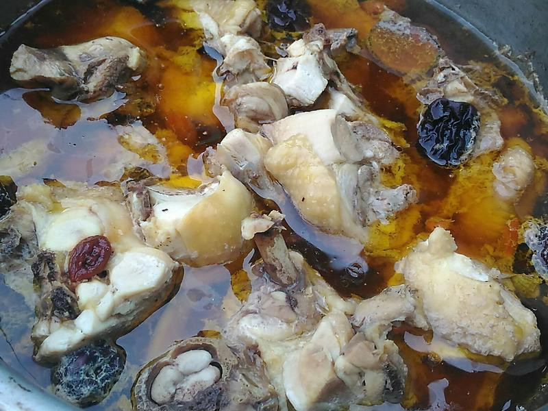 好菇道秋天暖暖菇菇雞湯