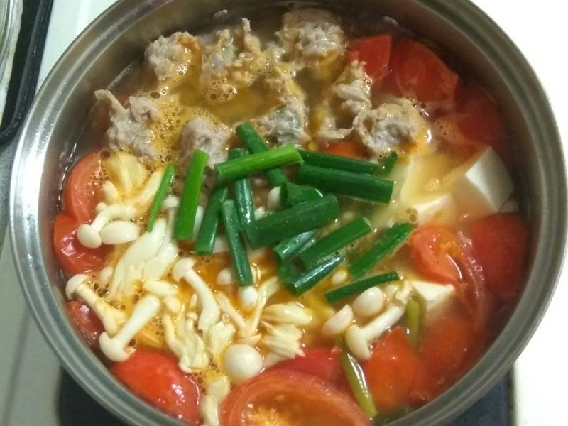蕃茄豆腐菇菇湯【好菇道好食光】