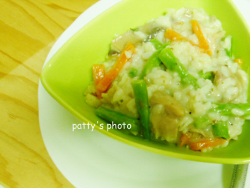 十分輕鬆料理DIY—茶香野菇燻雞焗飯