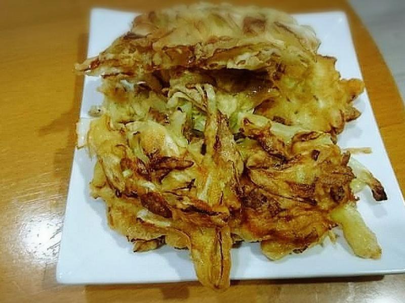 台式高麗菜煎餅