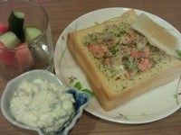 【十分輕鬆料理DIY】桂冠起司海鮮土司盅