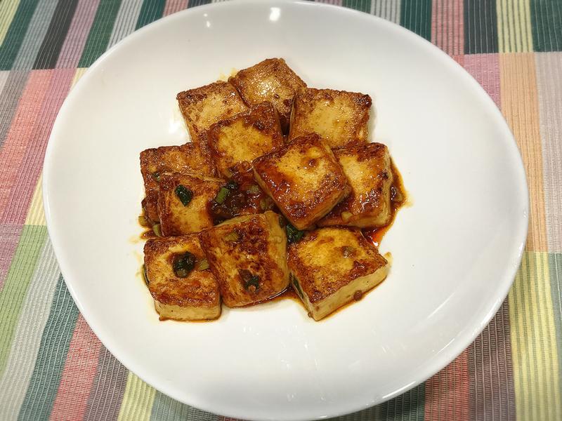 一鍋到底~醬燒豆腐