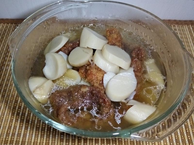 肉條杏鮑菇湯[易備料/電鍋/懶人]