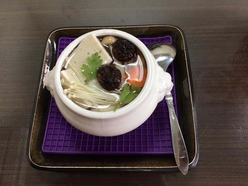 菇菇煲湯【好菇道好食光】