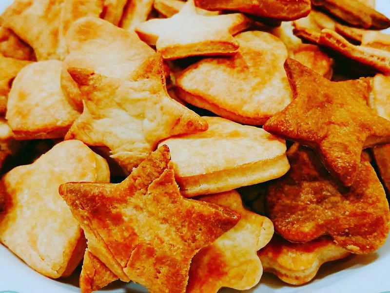 無蛋版豆漿餅乾