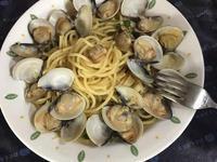 香辣白酒蛤蜊義大利麵