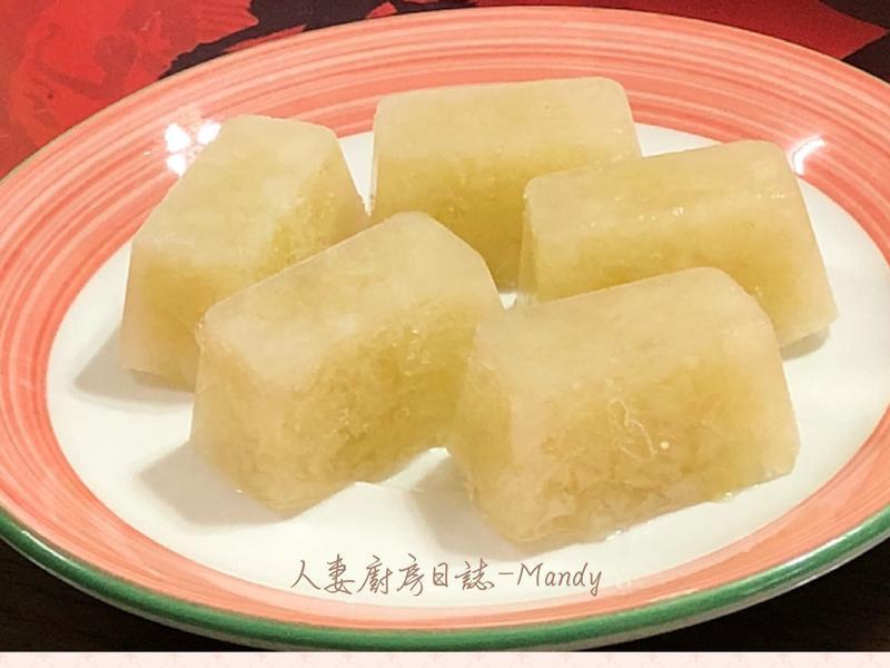 副食品-高麗菜冰磚(電鍋版)