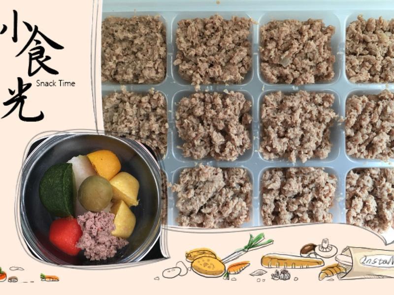 【副食品】清燉牛肉 電子鍋烹飪