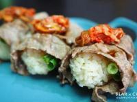 泡菜牛肉壽司快速上桌・萬穗豐饒金穗米料理