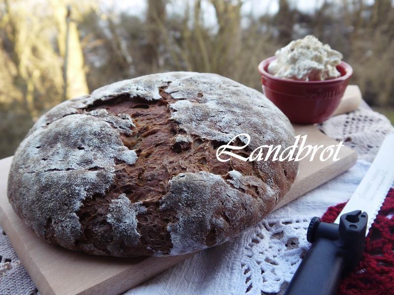 德國 黑麥酸麵糰農家麵包