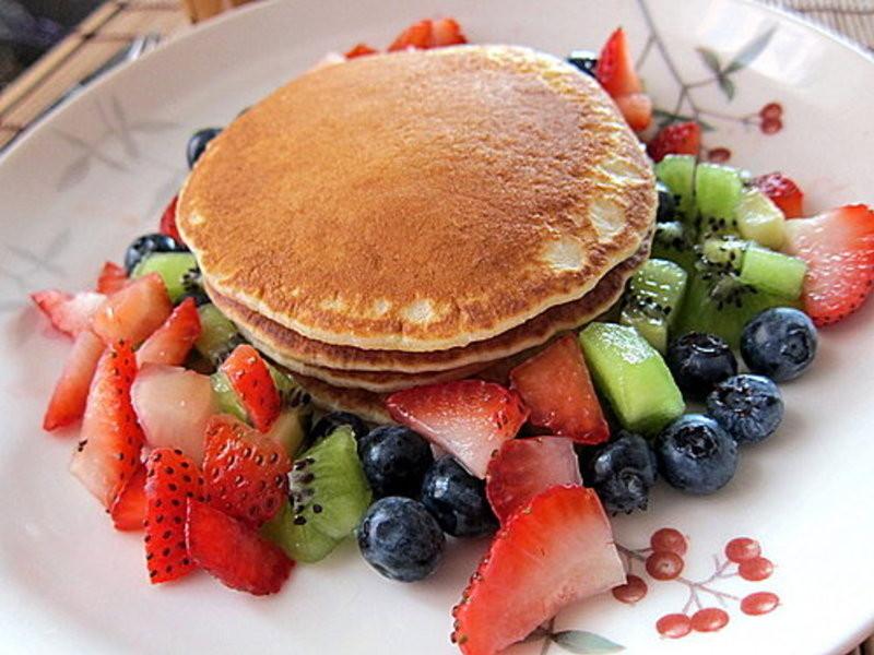 熱香餅(pancake)