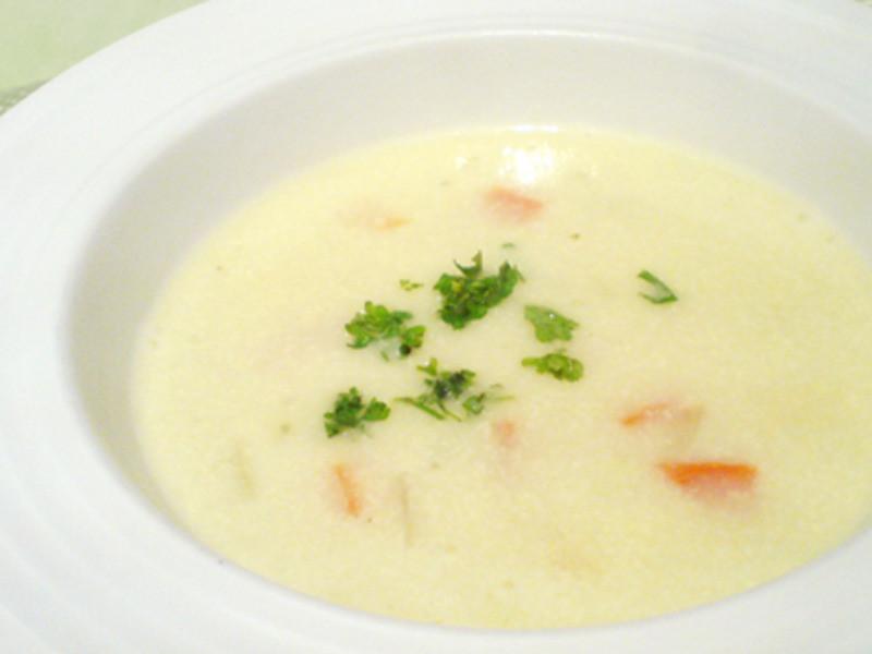 【厚生廚房】蔬菜濃湯