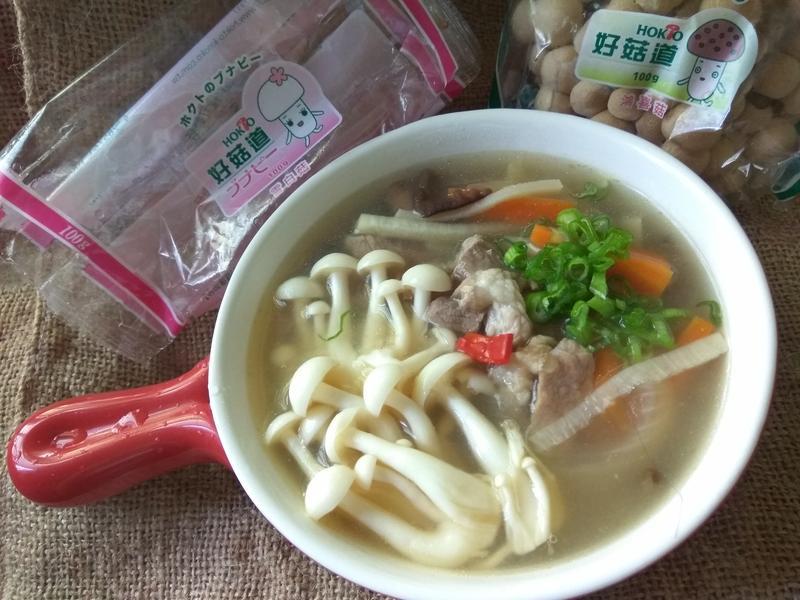 一鍋多食─元氣蔬菜菇肉羹【好菇道好食光】