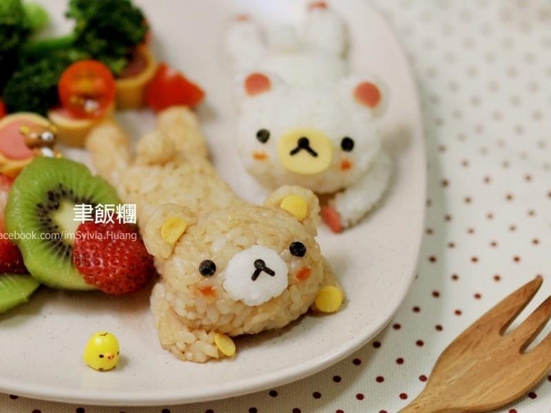 【親子食堂】拉拉熊♪ Rilakkuma♫~♪