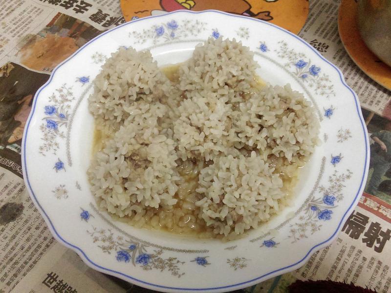 ¥ 美味~珍珠肉丸子 ¥ [電鍋版]