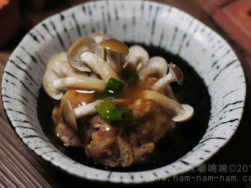 【好菇道菇idea】+【電鍋食譜】小菇叢肉餅