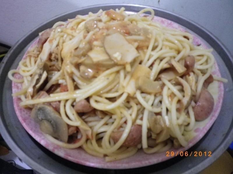 十分輕鬆料理DIY奶油培根焗麵