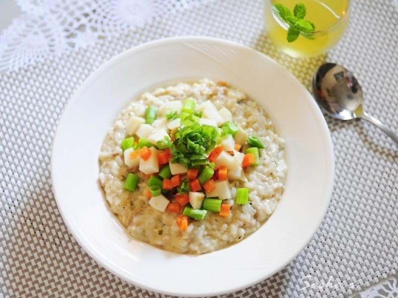 十分輕鬆料理DIY。夏の旬味和風蔬菜燉飯