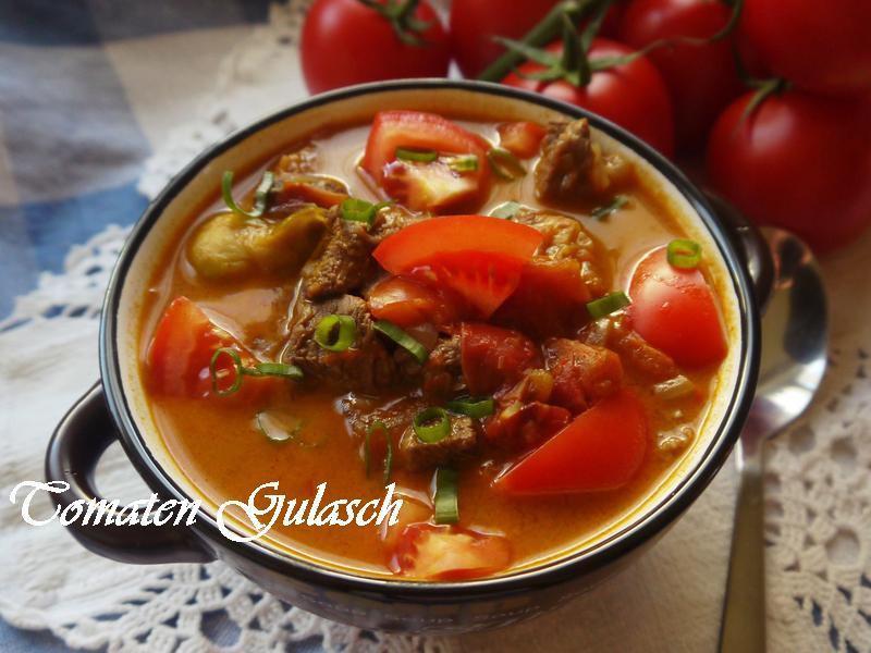 蕃茄Gulasch(蕃茄燉牛肉)