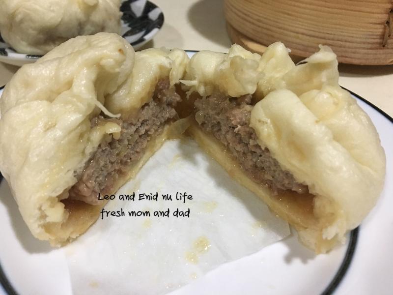 自製肉包 洋蔥肉包⁕蒸籠料理