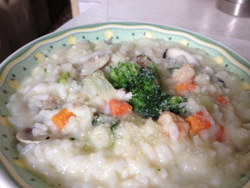 JiuMi ♥ 起司海鮮燉飯