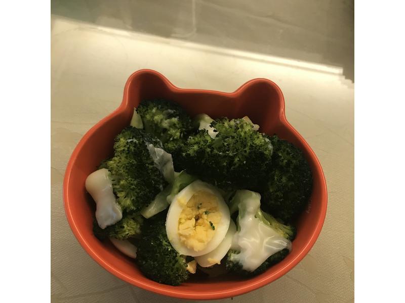 減肥早餐之烤花椰菜