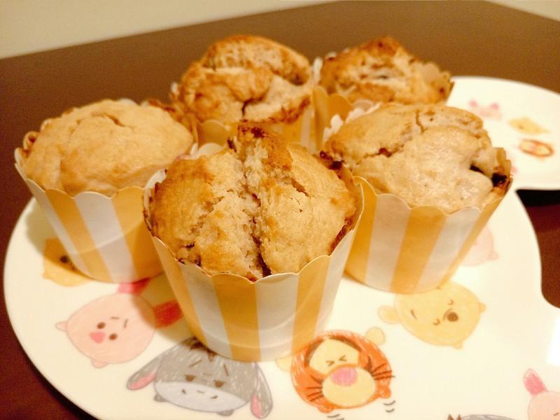 藍莓杏仁鬆餅