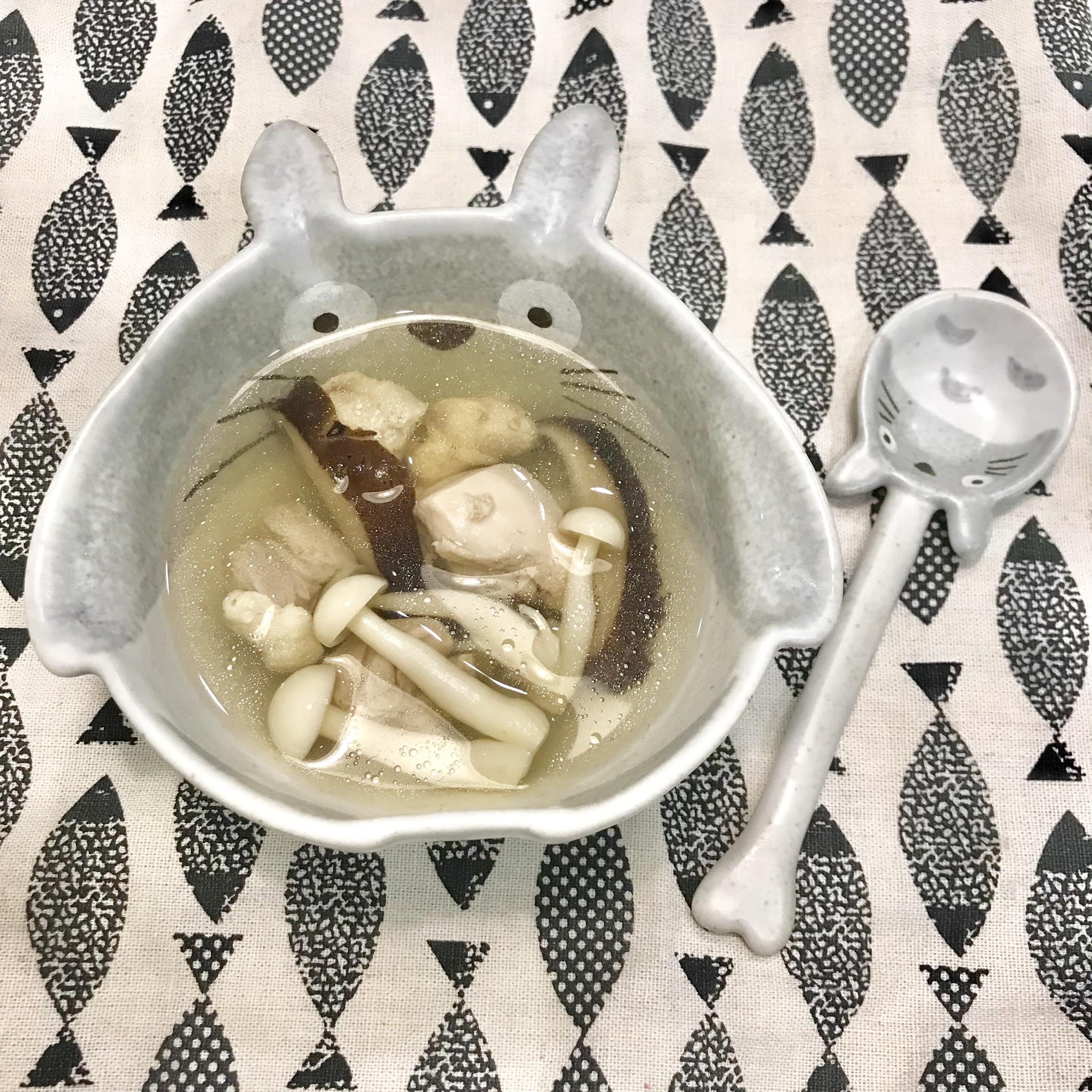 香菇雞湯【好菇道好食光】