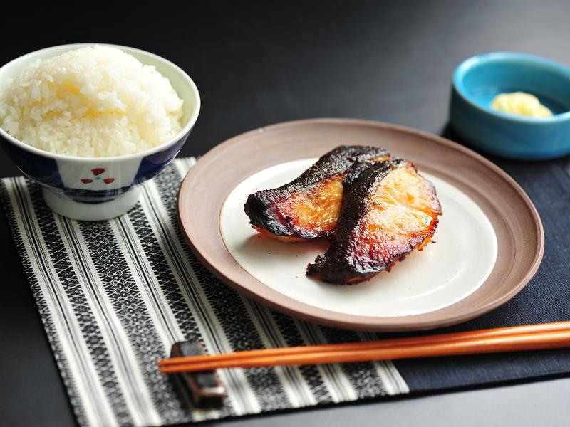 《如在高級餐廳吃到的美味》 銀鱈魚西京燒